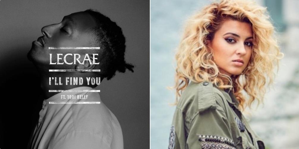 "Stream Lecrae's New Single, ""I'll Find You"" (Ft  Tori Kelly"