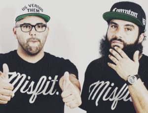 Hip Hop Tour: Social Club Misfits, KB and Gawvi