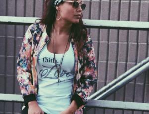 Angie Rose Drops New Visual for LA LA LA (Ft. Oswin Benjamin)