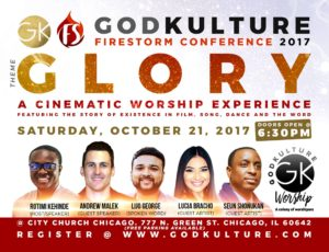 The 2017 FireStorm Conference Is Here! (City Church Chicago)