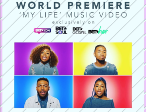 The Walls Group Releases New Video on BET!