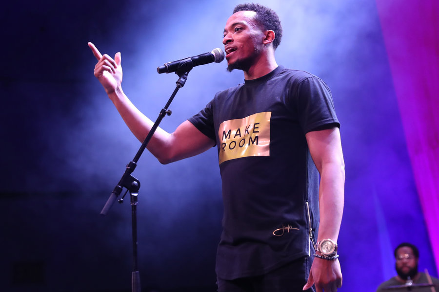 Jonathan Mcreynolds Collabs W Fans For Latest Video
