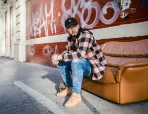 """Andy Mineo's Releases """"1988"""" single for his Birthday"""