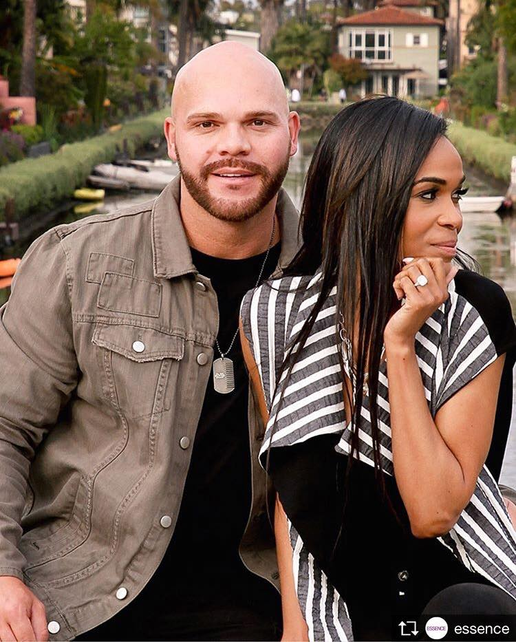 Michelle Williams Is Officially Engaged to Pastor Chad ...