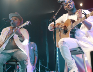 Travis Greene's Crossover Tour Is On The Move!