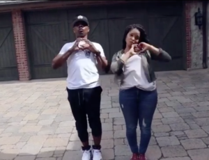 Kirk & Tammy Franklin Remix The #InMyFeelingsChallenge