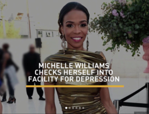 Michelle Williams Recently Checked Into a Facility For Depression: But, Why Now?