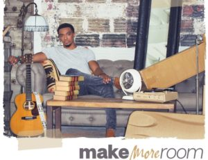 """Jonathan McReynolds releases deluxe edition of """"Make Room"""" featuring 3 new songs"""