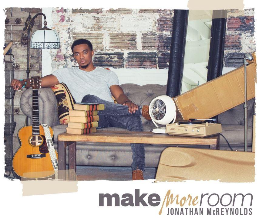 Jonathan McReynolds Make More Room, Make Room Tour