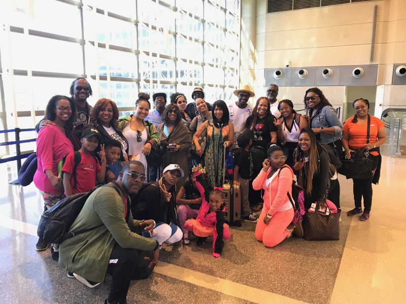 Erica Campbell, Mary Mary in Israel