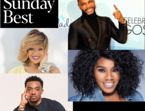 BET's Sunday Best Returns w/ New Look and New Judges Kelly Price & Jonathan McReynolds!