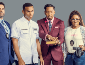 "Deitrick Haddon Stars in ""Sins of the Father"" on TV One Premiering July 7th!"