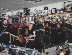 Tobe Nwigwe Performs On Tiny Desk