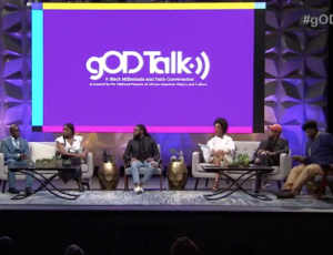 gOD-Talk: A Black Millennials Faith & Conversation Series Continues Tour