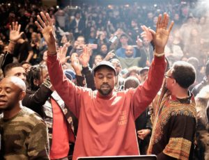 Kanye West – Jesus Is King (Album Stream)